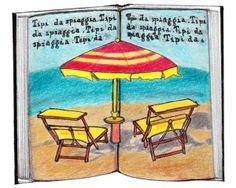 """Non leggi spesso? Leggi almeno """"sottile""""! Nasce """"I tipi da spiaggia"""", la nuova collana agile e fresca di Edizioni Miele"""
