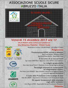 Chieti Scalo Convegno: Le nostre scuole: consapevolezza prevenzione e sicurezza