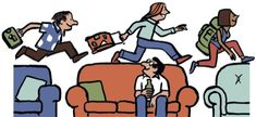 """""""You're Welcome"""" ... the rhizomic nature of couch surfing."""