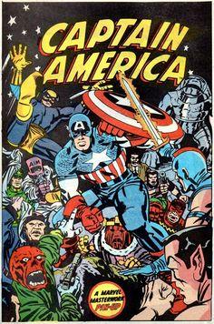 CRIVENS! COMICS & STUFF: A POWERFUL PROFUSION OF MARVEL MASTERWORK PIN-UPS...