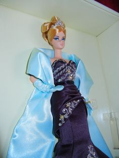 "2005 ""Stolen Magic"" Barbie Genine Silkstone Fashion Model Gold Label 