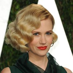 Image result for finger wave inspired hair styles