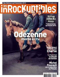 Les Inrockuptibles - N° 1040 - Mercredi 4 Novembre 2015