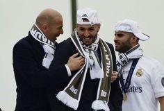 Zidane, Karim y Jesé