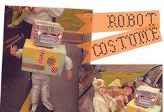 29 Homemade Kids Halloween Costume Ideas - C.R.A.F.T.