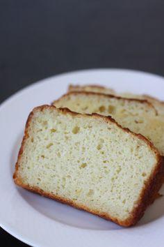 Week of Menus: Lemon Yogurt Cake: When you have a little fan