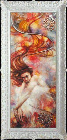 Pandoras Box - Kerry Darlington (Unique Limited Edition Resin) - £1,350.00 - Kerry Darlington - Prints & Artwork