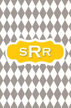 Personalized Harlequin Phone Wallpaper: MULTIPLE COLORS AVAILABLE. $2.99