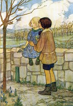Florence Harrison illustration