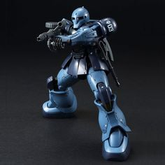 P-Bandai: HG 1/144 MS-05 Zaku I Black Tristar Colors [Mobile Suit Gundam The Origin]