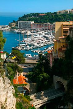 Monte Carlo: where the world comes for boat parties.