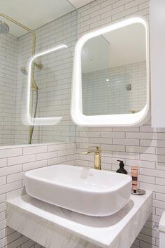 샐러드보울디자인 구창민 실장입니다. 오늘은 최근에 종료된 옥수동 래미안 리버젠 24평 아파트 인테리어 &... Sink, Bathtub, Bathroom, Interior, Home Decor, Sink Tops, Standing Bath, Washroom, Vessel Sink