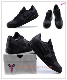 low priced 066e9 043ba 2015 704942-004 Nike Kobe KB Mentality Black
