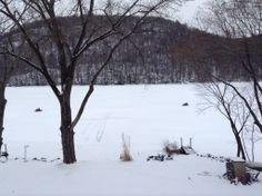 Fun Winter Activities on Squantz Pond!