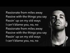 Drake - Passionfruit (Lyrics) - YouTube