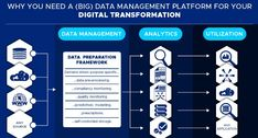 Why You Need a (Big) Data Management Platform for Your Digital Transformation