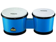 """Meinl 6.5-inch + 7.5-inch ABS Bongo by Meinl Percussion. $49.99. 6.5"""" + 7.5"""" ABS Bongo. Save 38%!"""