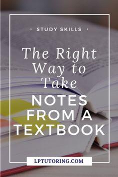 Note taking textbook study skills Curriculum, Homeschool, Online College, College Tips, Education College, Teaching College Students, Education Degree, College Essentials, Nursing Students