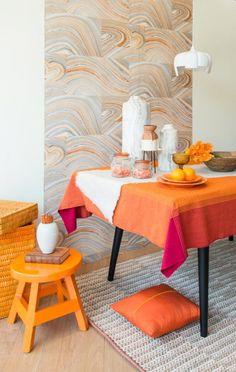 Amazon.de: Teppich Modern Wohnzimmer Kurzflor Gemütlich Preiswert ...