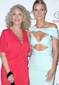 Blythe Danner et Gwyneth Paltrow