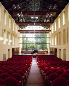 Auditorium Paganini: Renzo Piano