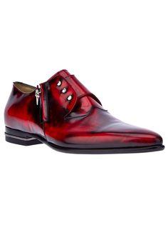 CESARE PACIOTTI - buckled shoe