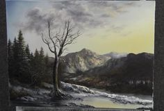 Paint with Kevin Hill - An Early Snow