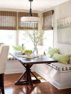 Incredibly fabulous breakfast nook design ideas More