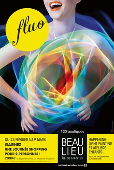 Centre Commercial Beaulieu - Affichage