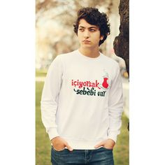 MY WAY ISLAM İçiyorsak Sebebi Var, çay baskılı sweatshirt Graphic Sweatshirt, Sweatshirts, Sweaters, Fashion, Moda, Fashion Styles, Trainers, Sweater, Sweatshirt