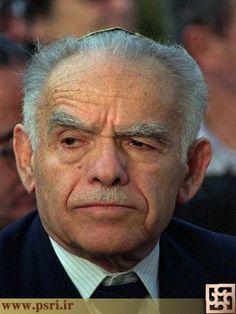 وفاة اسحق شامير رئيس الوزراء الاسرائيلي الاسبق -