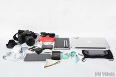 Whats in your bag, Nathan Ingraham?