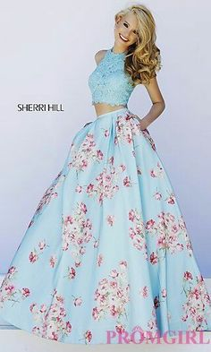 Sherri hill is expensive so anyone who has a dress for them your lucky