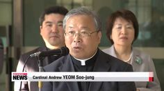 South Korean cardinal makes historic visit to North Korea - South Korean Cardinal Andrew Yeom Soo-jung made history on Wednesday morning,... becoming the first Korean Roman Catholic leader to cross the inter-Korean border into the North.