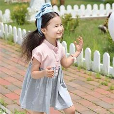 Buy 'J-KIDS – Color-Block Empire Dress' with Free International Shipping at YesStyle.com. Browse and shop for thousands of Asian fashion items from South Korea and more!