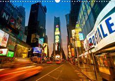 New York City ist die wohl atemberaubendste Stadt der Welt. Eine Metropole die niemals schläft. Lassen Sie sich von 13 Motiven dieser einzigartigen Stadt begleiten. Dekorativer Wandschmuck im Format eines Posterbuchs von Melanie Viola