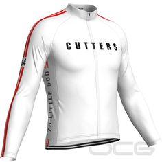 Cutters Breaking Away Movie Long Sleeve Cycling Jersey Sport Clothing, Cycling Clothing, Cycling Outfit, Women's Cycling Jersey, Cycling Jerseys, Cycling Quotes, Cycling Art, Breaking Away Movie, Bike Rides