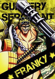 Gunnery Sergeant Franky
