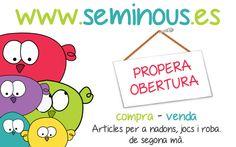 Trupe! Els SEMI9S  obriran la seva botiga on-line d'aquí a pocs dies!!