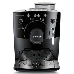 Deze volautomatische espressomachine van Bosch maakt de lekkerste koffie. De TCA5309 beschikt over een Aroma Whirl System dat zorgt voor een perfect Italiaans aroma. De machine is naar wens instelbaar en heeft een melkschuim- en heetwaterfunctie.