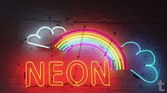 'NEON' NEON SIGN ๑෴MustBaSign෴๑