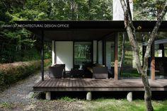 037軽井沢 I さんの家: atelier137 ARCHITECTURAL DESIGN OFFICEが手掛けたクラシックバルコニー&テラスです。