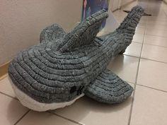 Piñata Tiburón ballena