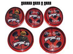 O kit vem com :  60 sacolinhas personalizadas  60 ioio miraculous  60 rmascaras ladybug e cat noir    Fazemos todos os temas!!