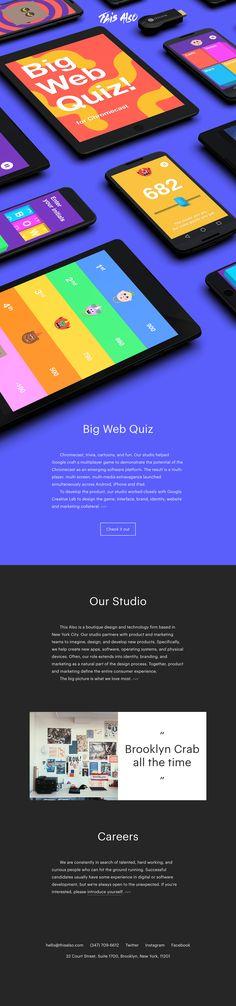 Unique Web Design, This Also #WebDesign #Design