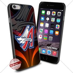 """MLB,Los Angeles Angels,iPhone 6 4.7"""" & iPhone 6s Case Cov...…"""