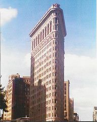 #NYC_Flat Iron Bldg 2015