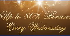Win A Day Casino - Festive Season: up to 80% Bonuses