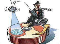 Spyware.! El spyware o programa espía es un software que recopila información de un ordenador y después transmite esta información a una entidad externa sin el conocimiento o el consentimiento del propietario del ordenador.