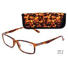Eso Vision 2016 new reading glasses attach pouch color orange 165067 C2